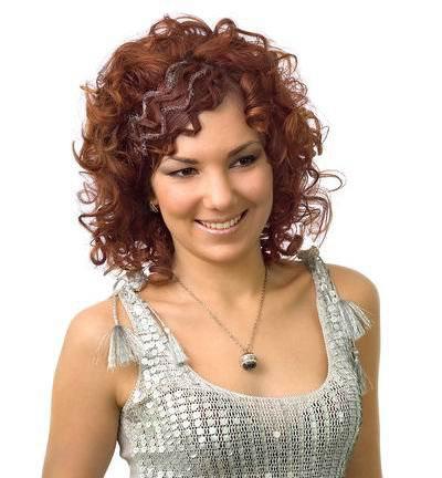 Лечение волос укладка вьющихся волос